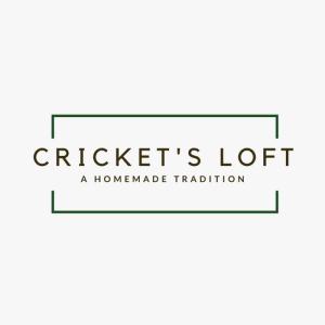 cricket's loft logo 1