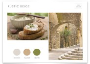 rustic beige
