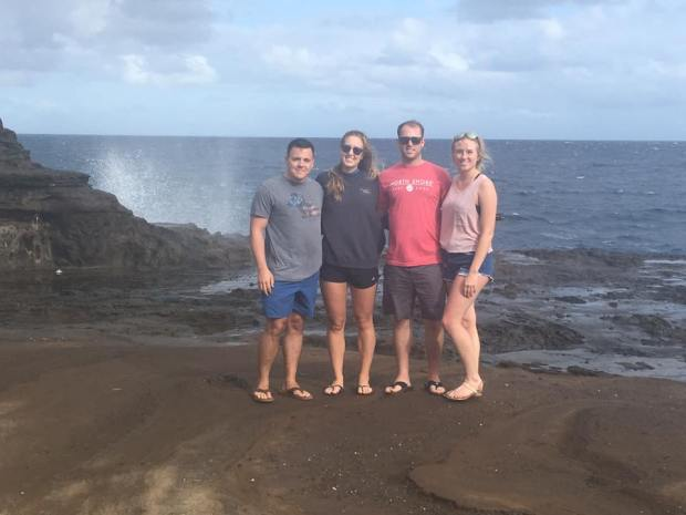 all four blowhole