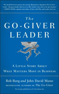 The Go-Giver Leader book review on www.mylocalcollaborative.com